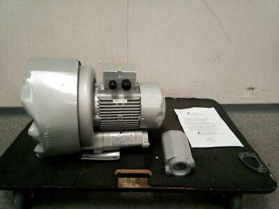 Fuji Electric 2vfb40-3.42-7w 3.42 Hp 208-275380-480v Regenerative Blower