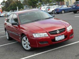 2005 Holden Commodore VZ Executive Burgundy 4 Speed Automatic Sedan Braybrook Maribyrnong Area Preview