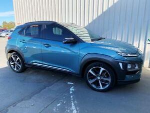 2018 Hyundai Kona OS MY18 Highlander 2WD 6 Speed Sports Automatic Wagon