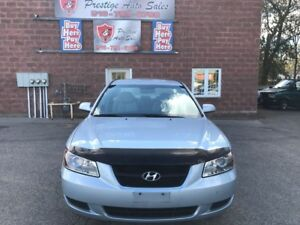 2008 Hyundai Sonata GLS/NO ACCIDENT/SAFETY/WARRAN