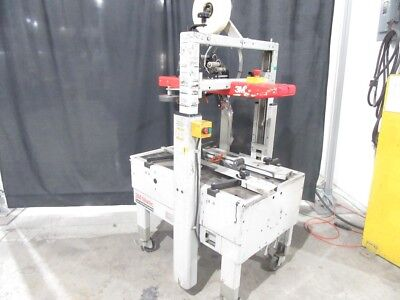 39600 3m-matic Model 200a Top And Bottom Case Sealer Carton Sealer Tested