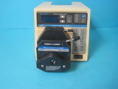 Cole Parmer Masterflex Peristaltic Pump Digital Console Drive 7523-20 77201-60