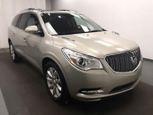 2017 Buick Enclave Premium HEATED LEATHER, HEATED STEERING WH...