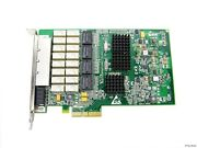 PCI E Quad Port Gigabit Ethernet