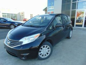 2014 Nissan Versa Note SV AUTOMATIQUE SIEGES CHAUFFANTS BLUETOOT