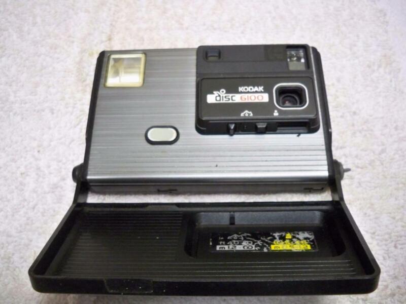Used Kodak disc 6100 camera-Fixed Domestic Shipping