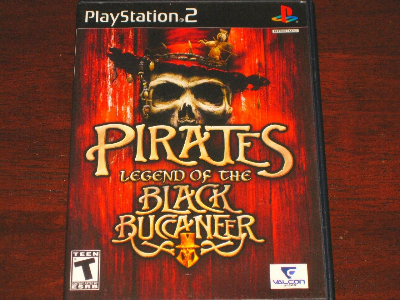 Pirates The Legend Of Black Buccaneer - PS2 Adventure Game Complete  - $9.95