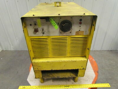 Miller Gold Star 500ss 500 Amp Arc Stick Welding Power Source Welder