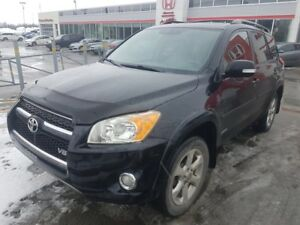 2009 Toyota RAV4 Limited V6 4WD CUIR TOIT OUVRANT