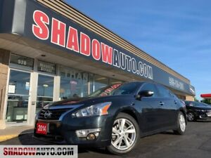 2014 Nissan Altima 2.5 SL -LEATHER -NAV -POWER MOONROOF