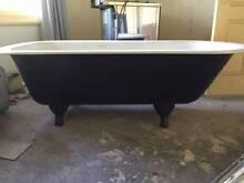 Cast Iron Bath with Claw Feet Fairfield Darebin Area Preview