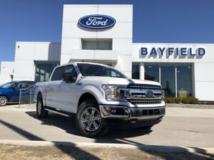 2019 Ford F-150 XLT 4X4|BOXLINK CARGO SYSTEM|REMOTE START SYS...