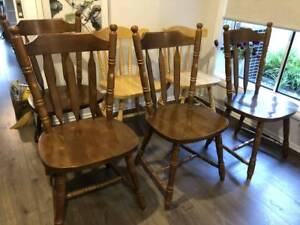 Moving Sale Solid Timber Bed Tallboy Bookshelfchairs Other