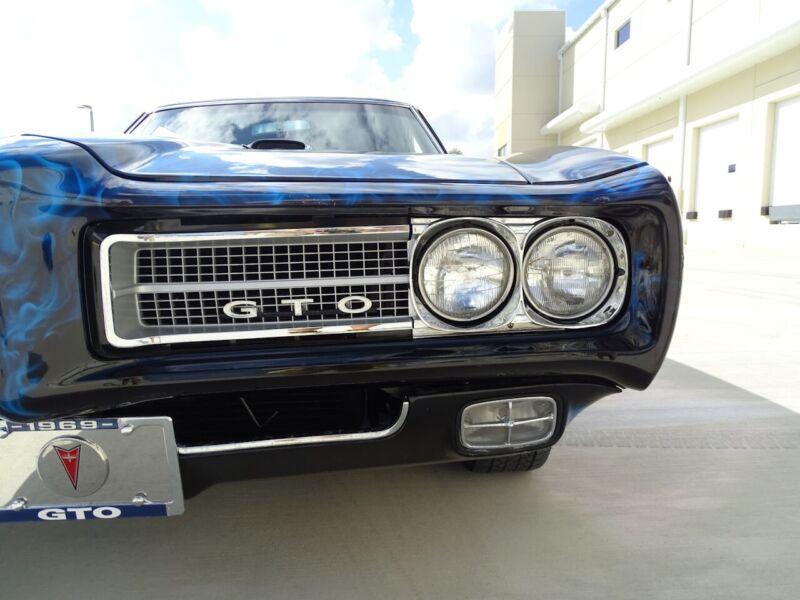Image 10 Voiture Américaine de collection Pontiac GTO 1969