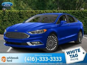 2018 Ford Fusion 4DR SDN AWD