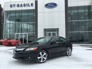 2013 Acura ILX Tech Pkg / Navigation Leather / Sunroof