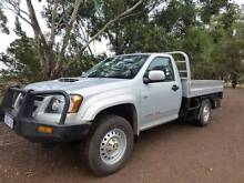 2010 Holden Colorado LX 4x4 with TIPPING TRAY Mount Barker Plantagenet Area Preview