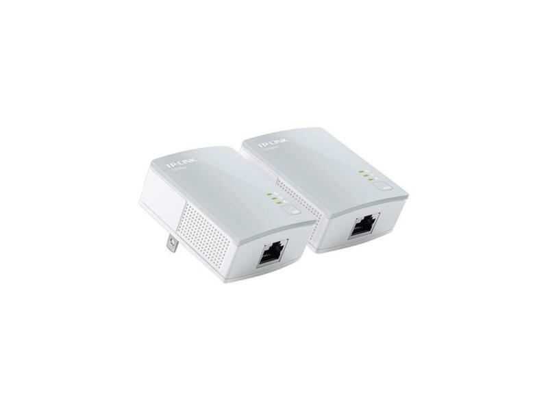 TP-Link AV600 Powerline Ethernet Adapter - Plug & Play, Power Saving, Nano Power
