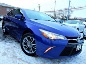 2015 Toyota Camry SE | LOADED | BACK UP CAMERA | ONE OWNER