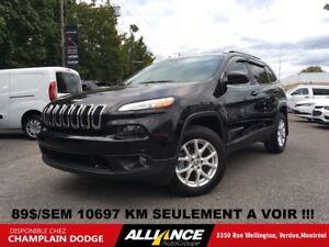 2016 Jeep Cherokee NORTH,10697 KM CAMERA DE RECUL,IMPECCABLE