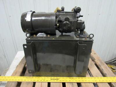 Daikin Y495062 7 Gal Hydraulic Oil Tank Pump 200220v 5060hz. 3ph