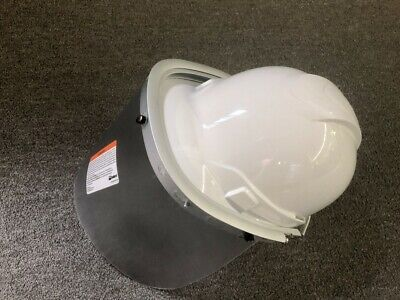 Pyramex Hard Hat Cap Style Adapter And Face Shield Hp44110 14391