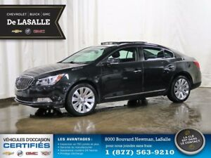 2014 Buick LaCrosse CXL AWD Leather Splendid, One Owner, No Acci