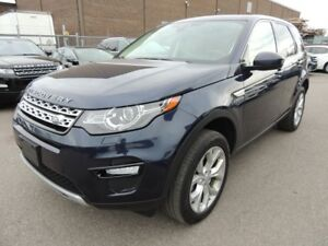 2016 Land Rover Discovery Sport Si4, HSE, NAVI, BACK CAMERA, PAN