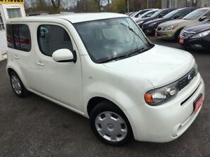 2010 Nissan Cube 1.8 S/ AUTO/ POWER GROUP/ CRUISE CTRL/ TINTED!