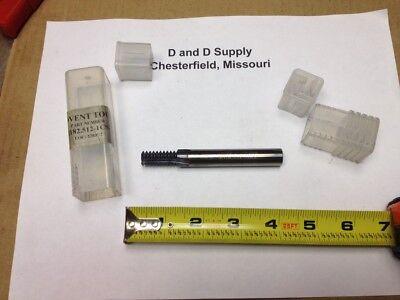 Advent Tool Carbide Thread Milling Cutter No. M182.512-1csz New