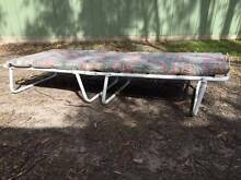 camping bed with aluminium frame and mattress Mackenzie Brisbane South East Preview