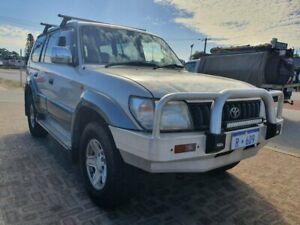 1996 Toyota Landcruiser Prado VZJ95R Grande VX (4x4) Desert Sand 4 Speed Automatic 4x4 Wagon
