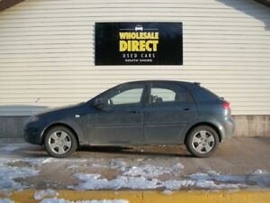 2007 Chevrolet Optra AUTOMATIC HATCHBACK WITH ONLY 76KM!
