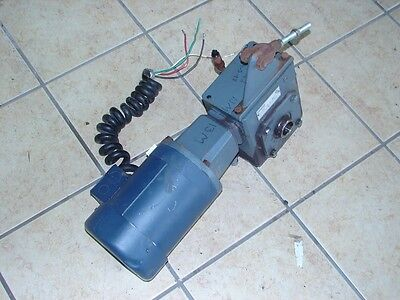 Leeson C6t17fc2e Wsterling 262hc02556141lc 1.5hp Motor Gearbox 251 Ratio