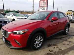2017 Mazda CX-3 GS AWD !!  HEATED SEATS !!  BLUE TOOTH !! REA...