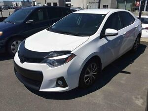 2015 Toyota Corolla CERTIFIÉ,SPORT,AC VITRES CRUISE , MAGS