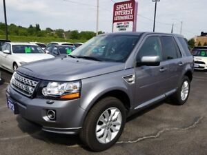 2013 Land Rover LR2 HSE !!  ACCIDENT FREE !!  ONE OWNER !!