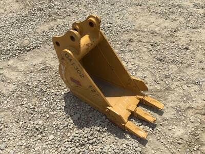 New Teran 12 Tooth Bucket Fits Cat 302 Excavators Pn Bkt30212 Stock 203552