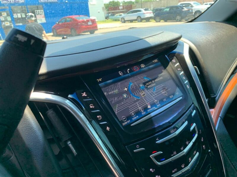 Image 21 Voiture American used Cadillac Escalade 2015