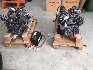 YANMAR 3 JH3E ENGINES Victoria Point Redland Area Preview