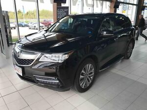 2014 Acura MDX Technology AWD! 6-Speed Automatic! Fantastic Offe