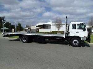 Nissan UD 8.2 Tonne Traytop Welshpool Canning Area Preview