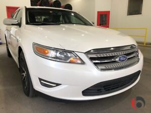 2012 Ford Taurus SEL - AWD - BAS MILLAGE - CAMÉRA !!