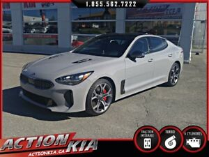 2018 Kia Stinger GT Demo