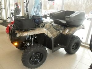 2018 Honda TRX420FA6 FOURTRAX* CAMO* AUTO* POWER STEERING*$50.80