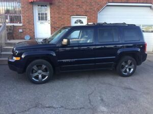 2014 Jeep Patriot High Altitude Leather Sunroof Bluetooth Alloys