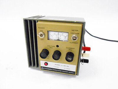 Lambda Ll-901-ov Dc Power Supply 10v 1a