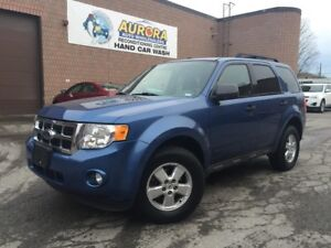 2009 Ford Escape XLT - 3.0L V6 - POWER SEAT - ALLOYS