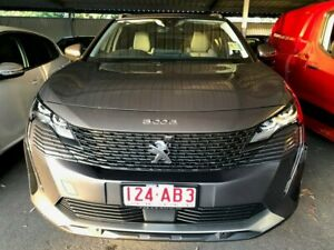 2021 Peugeot 3008 P84 MY21 Allure SUV Grey 6 Speed Sports Automatic Hatchback