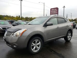 2009 Nissan Rogue SL CLEAN CAR PROOF !!  LOCAL TRADE !!